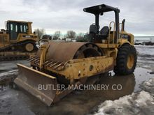 2000 Caterpillar CP-563D Single