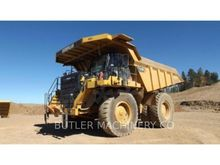 2011 Caterpillar 777G Rigid Dum