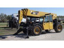 2008 Caterpillar TL1255ACM4 Tel