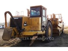 2011 Caterpillar 657G Self-prop