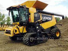 2010 Caterpillar LEX 585R Combi