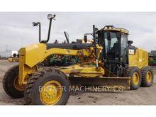 2011 Caterpillar 140M2 Motor gr