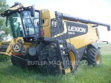 2008 Caterpillar LEX 590R Combi