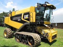 2007 Caterpillar LEX 585R Combi