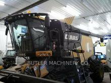 2012 Caterpillar LEX 740TT Comb