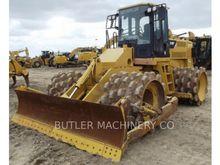 2008 Caterpillar 815FII Tandem