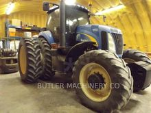2007 New Holland TG305 Farm Tra