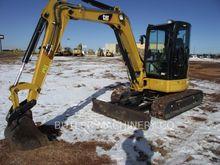2014 Caterpillar 305E Track exc