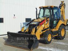 2015 Caterpillar 420F IT Rigid