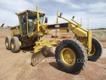 2006 Caterpillar 140H Motor gra