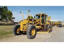 2007 Caterpillar 160H Motor gra