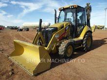 2013 Caterpillar 420FST Rigid B