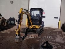 2015 Caterpillar 302.7D CR Trac