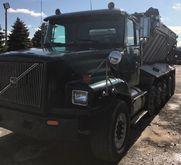 1997 Volvo WG64 Dump Truck