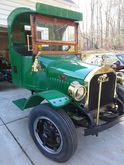 1922 Mack Roll Off Truck