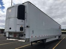2008 Hyundai Reefer Trailer