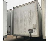 2006 Wabash Dry Van Trailer