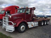 1999 Kenworth T800 Winch Truck