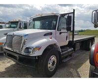 2006 International 7500 Flatbed