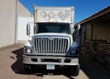 2009 International 7500 Dry Van