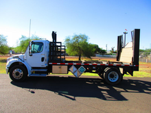 2007 Freightliner M2 Day Cab