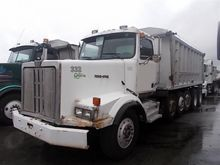 2000 Western Star 4964SX Dump T