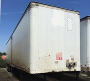 2003 Strick Dry Van Trailer