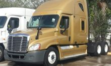 2009 Freightliner Cascadia (ove