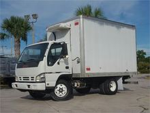 2007 GMC W4500 Reefer Truck