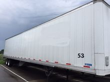 2014 Stoughton Dry Van Trailer