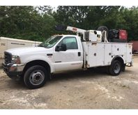 2002 Ford 550 Service Truck