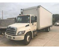 2014 Hino 268 Box Truck