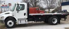 2003 Freightliner M2 Flatbed Tr