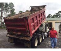 2003 Mack RD 688S Dump Truck