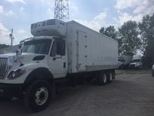 2009 International 7600 Reefer