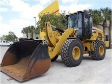 2013 Caterpillar 930K Wheel Loa