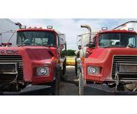 1996 Mack DM690S Mixer Truck