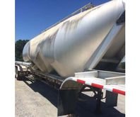2001 Heil Cement Tanker