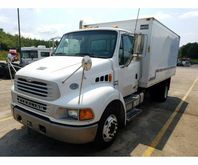 2009 Sterling Acterra Box Truck