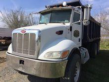 2007 Peterbilt 358 Dump Truck