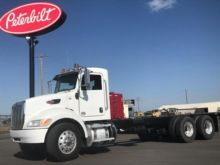 Used Peterbilt 362 Cab Chassis truck for sale | Machinio