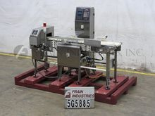 Ramsey Checkweigher Metal Detec
