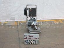 INOXPA USA Inc Pump Centrifugal