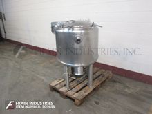Mixer Paste Vertical DEAERATOR