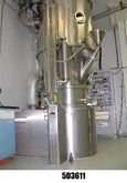Glatt Dryer Fluid Bed GRG30 5D3