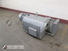 Used Busch Pump Vacu