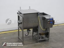 Mixer Paste Horizontal 5H0434