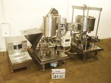 Used Serac Filler Li
