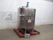 Chem Tek Tank SS JKT 2000 GAL 5