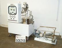 Vector Granulator High Shear CF